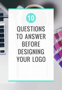 Logo Design Questions and Answers